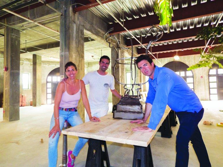 Españoles apuestan por Firehouse Market, un mercado gourmet en Miami